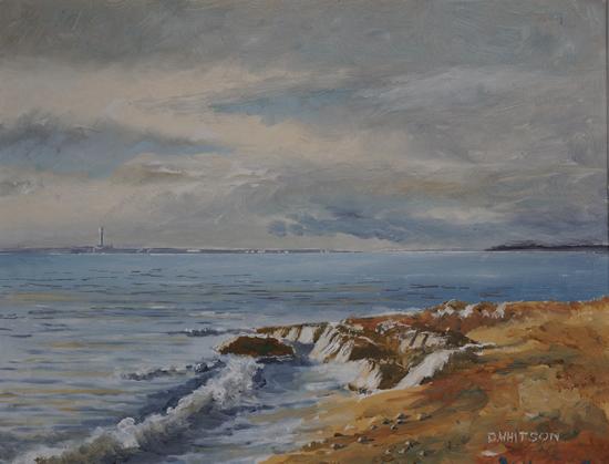 Evening Light - Lee-on-Solent Beach Gosport Hampshire