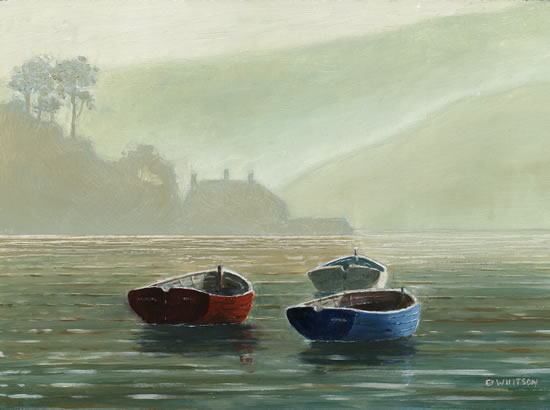 River Yealm South Devon 2 Painting